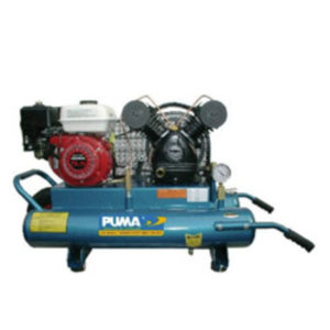 PUMA 5508 GAS POWERED AIR COMPRESSOR, Hirsch Feed